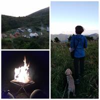 梶ヶ森キャンプ